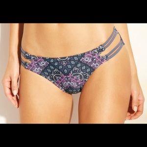 NWOT Xhilaration Hipster Bikini Bottom